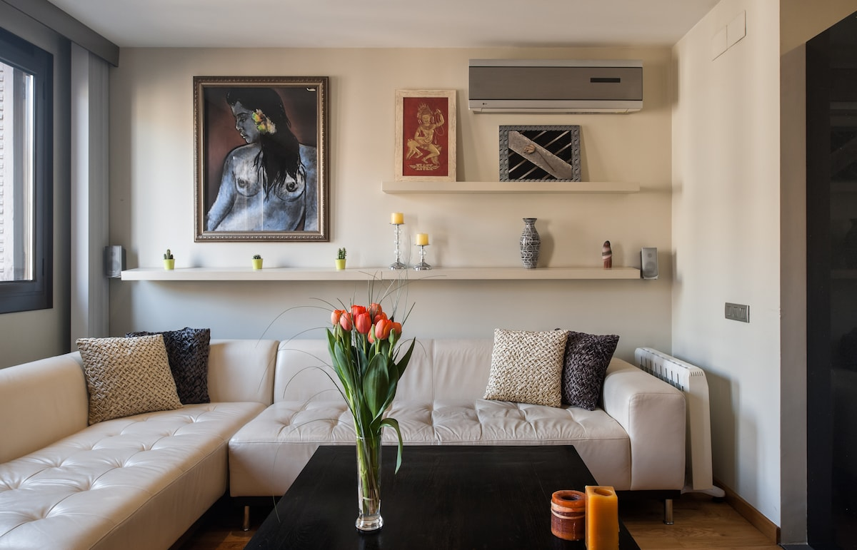 Nice and Central Apartment