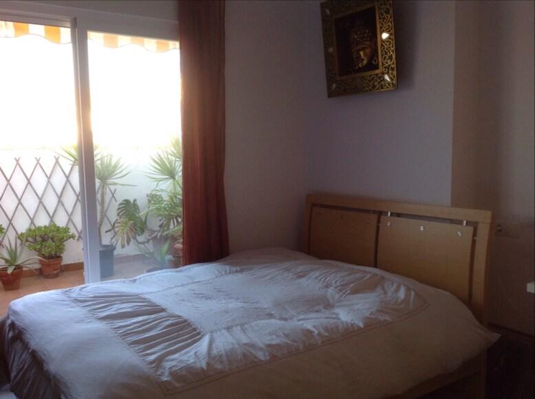 Cartama Pueblo ensuite room/terrace