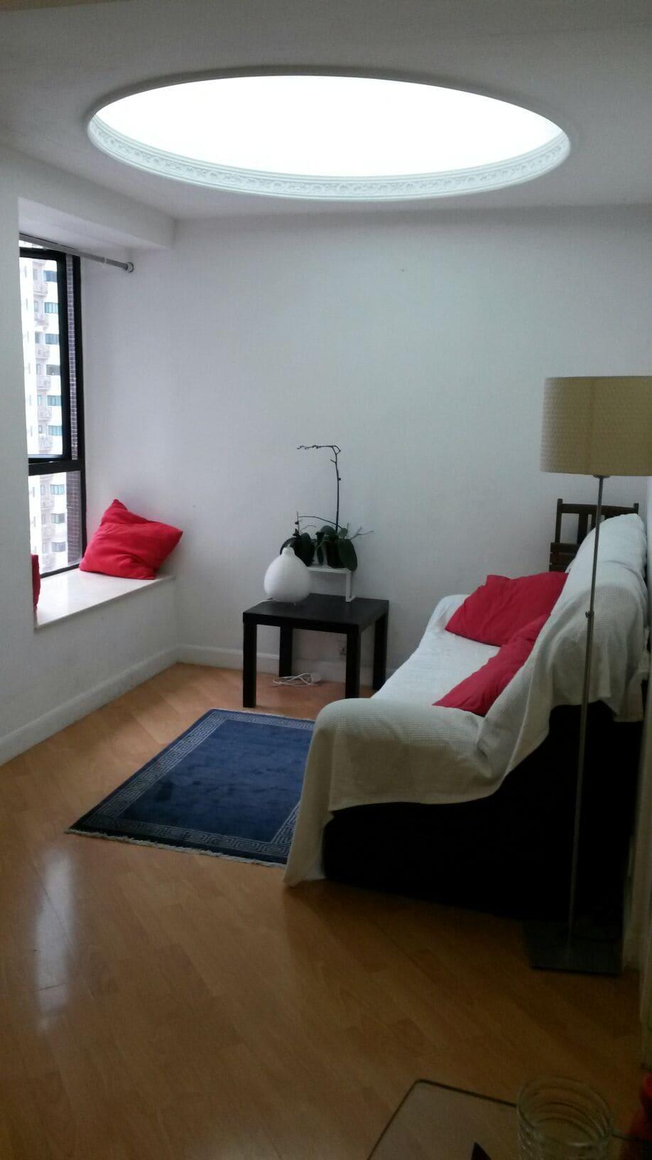 Quiet bedroom in the center of HK