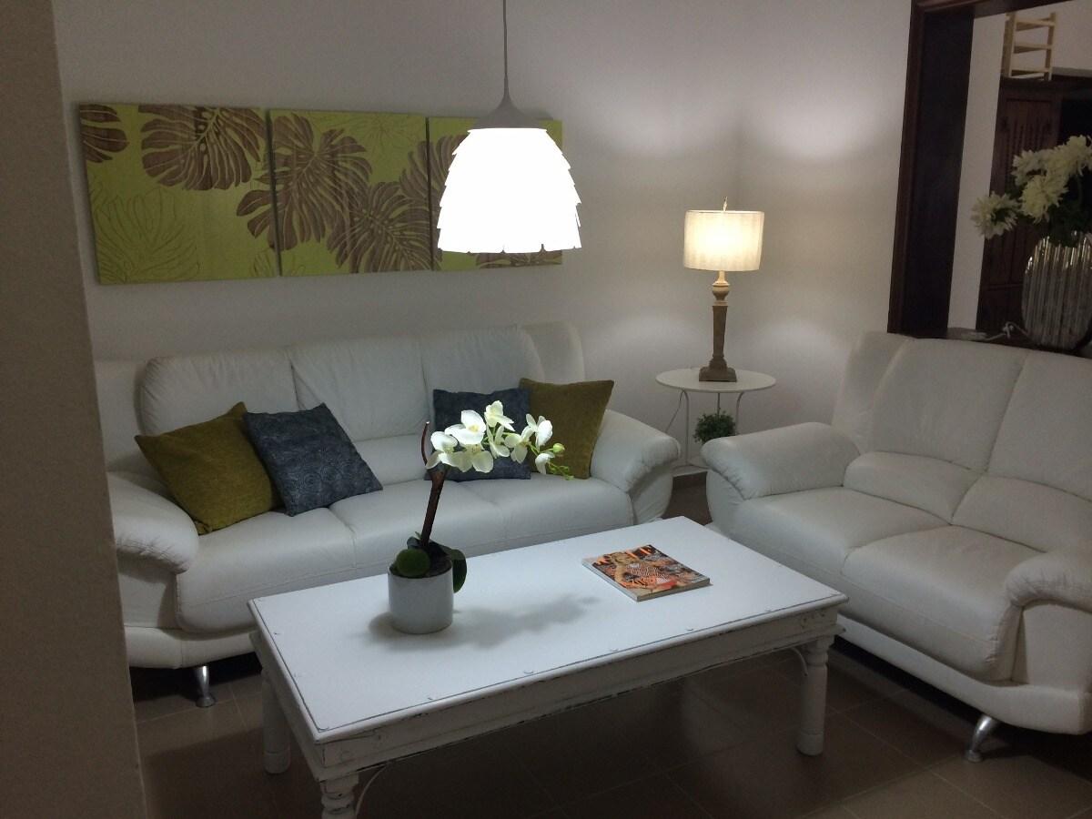 Comtemporary apartment in Santiago