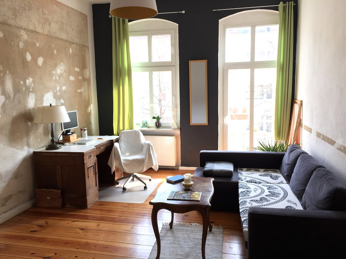 Flat in the HIPPEST area of Berlin