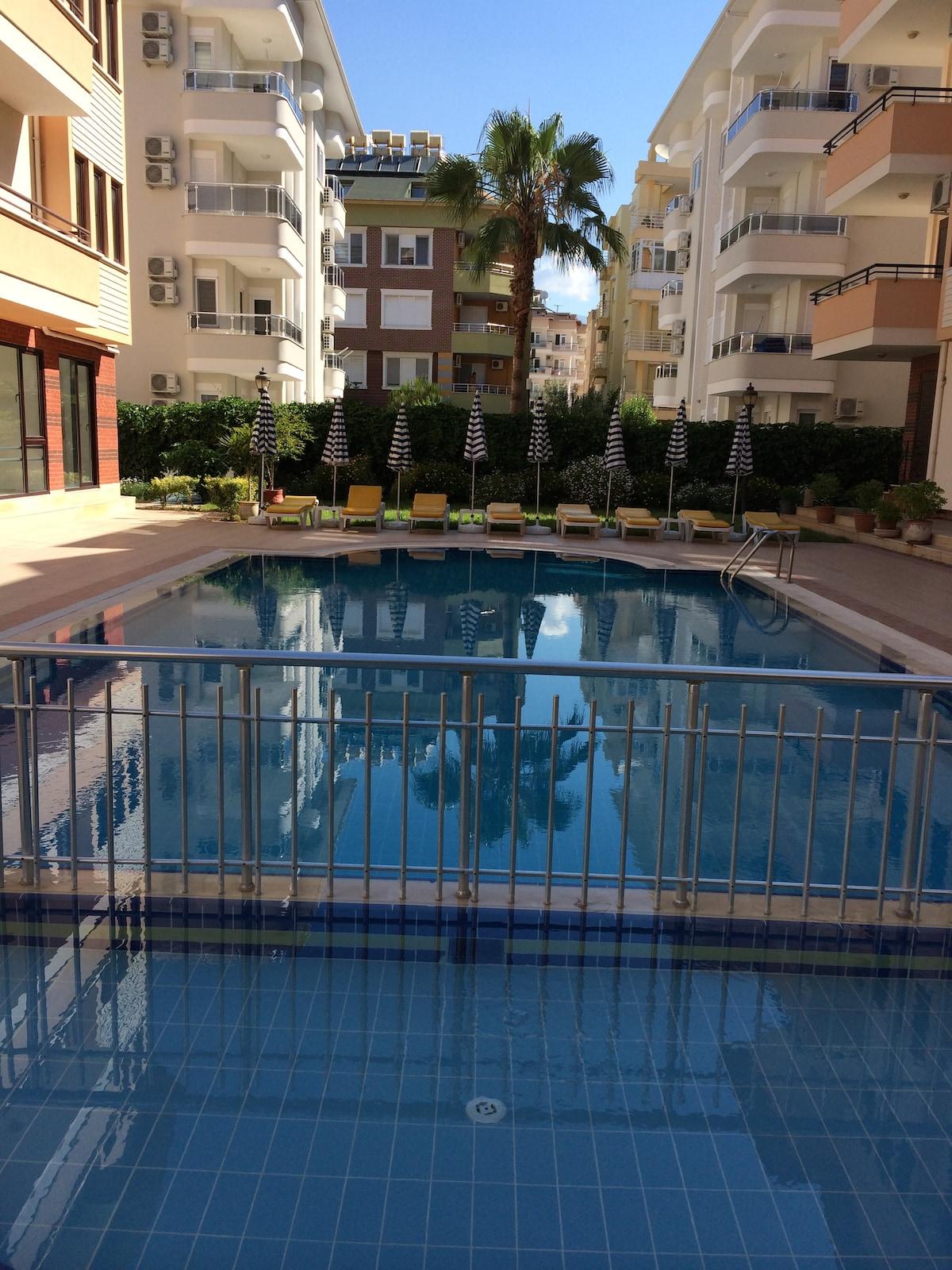 Oba Konak Apartments