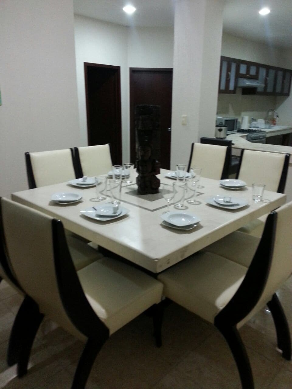 Beautiful apt 2BR Pool Pto Morelos