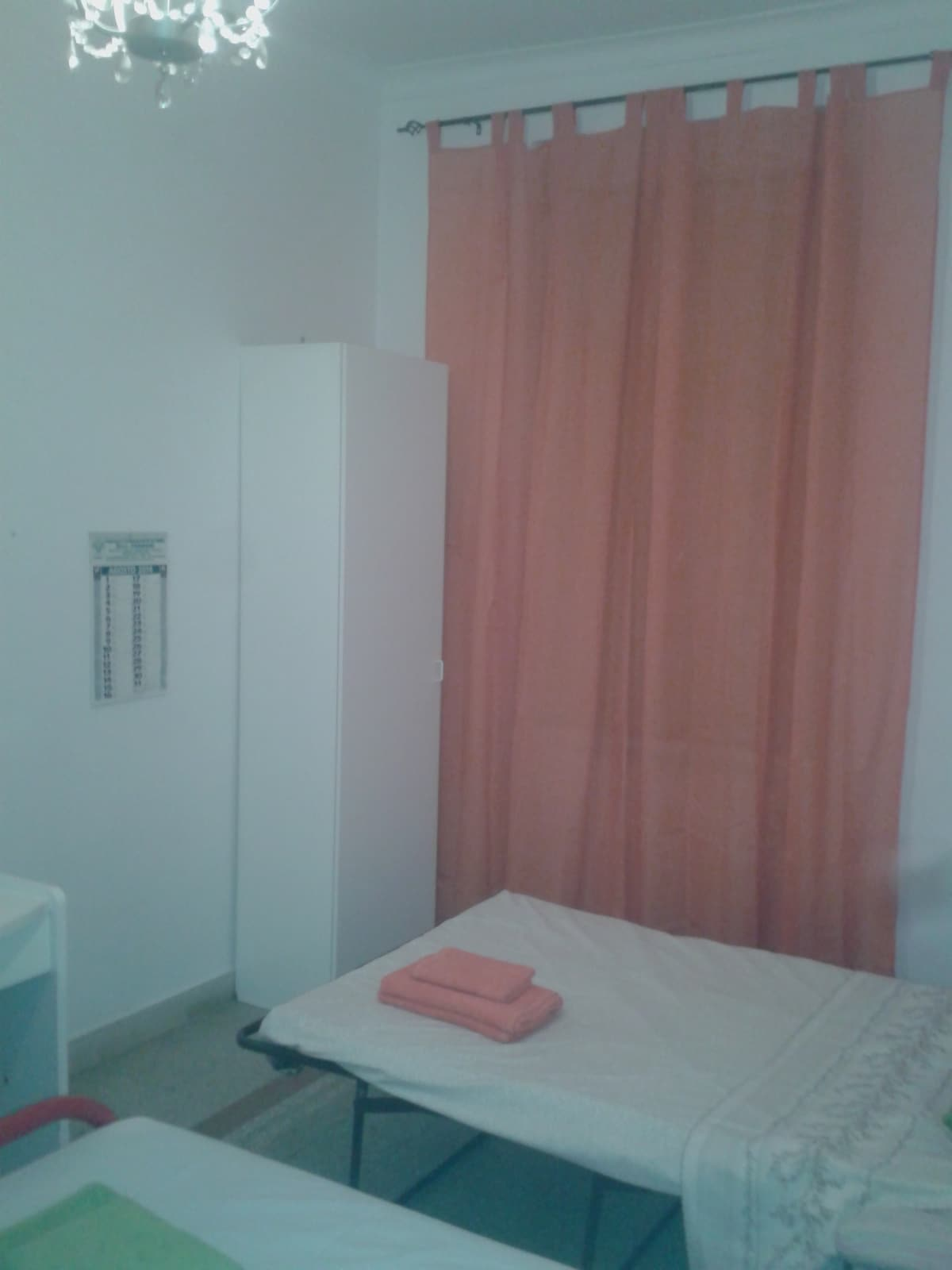 ROOM NEAR THE CENTER OF ROME