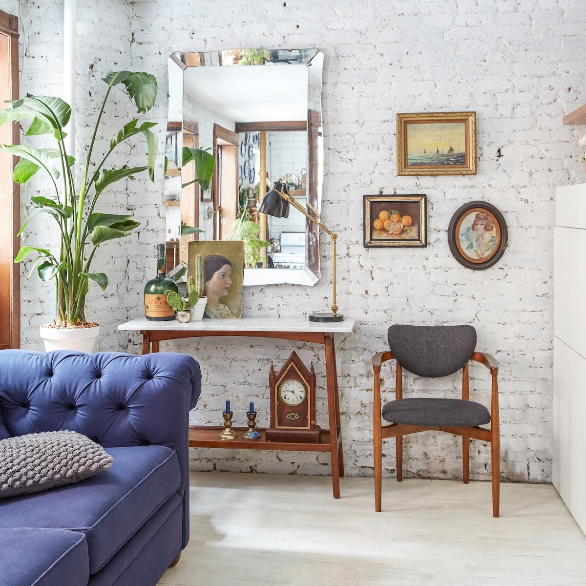 Designer East Village Space