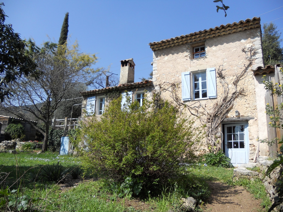 Old farmhouse in Provence