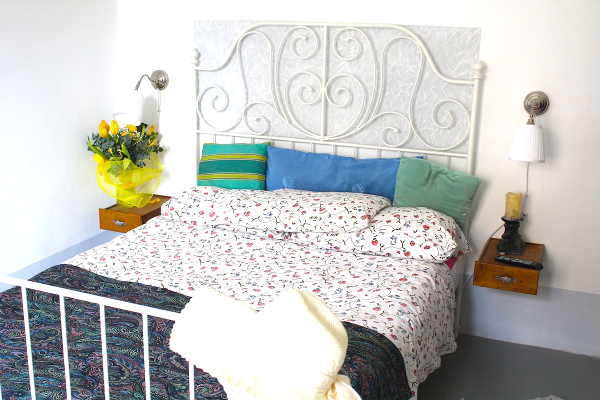 Beautiful double room in Trastevere