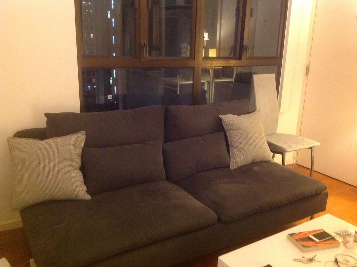Cosy, well located flat in Wanchai