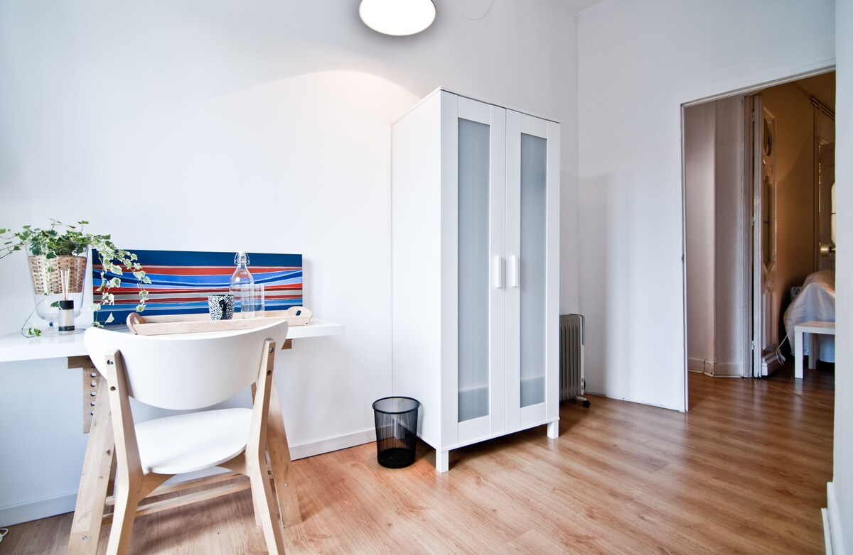 ROOMS IN THE HEART OF MADRID B