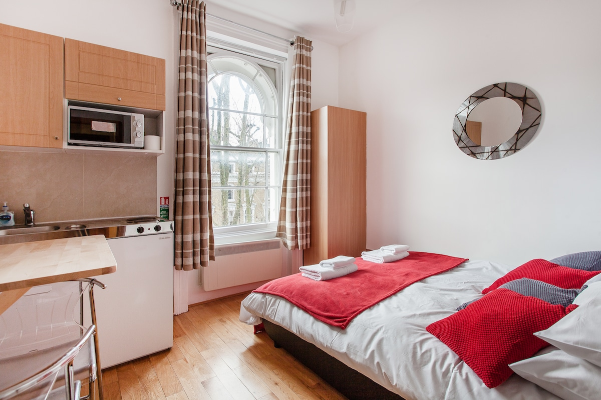 Budget Studio next to Hyde Park!