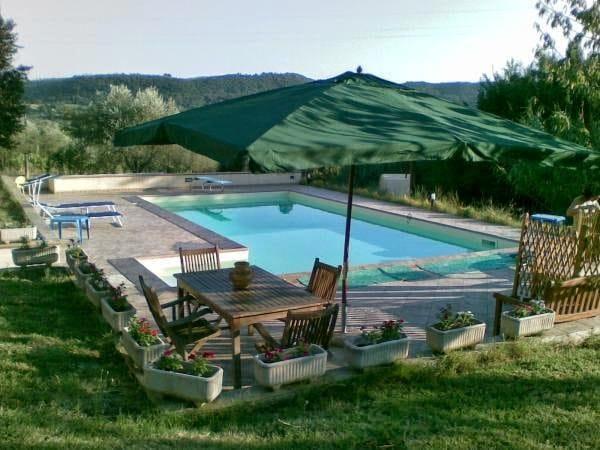 Casa Vacanze vicino Roma in Umbria