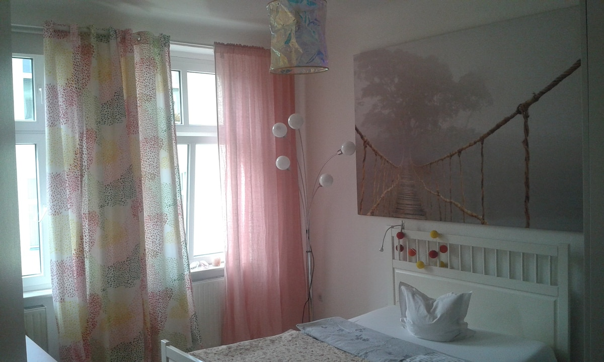 cosy&wonderful Room, very central