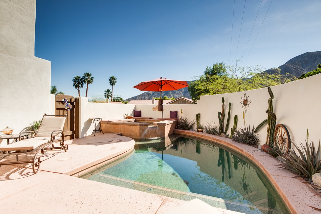 Enchanting 3BR/2BA Adobe House Pool