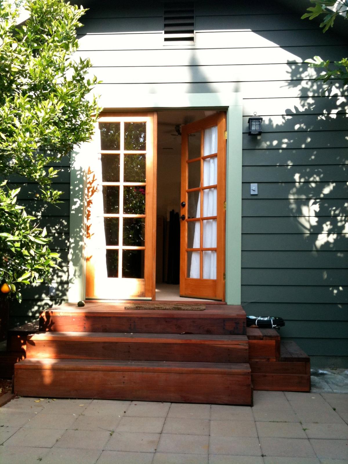 Guest House Entrance 1