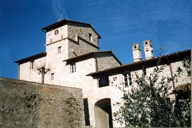 Farmhouse in Corciano (Umbria)