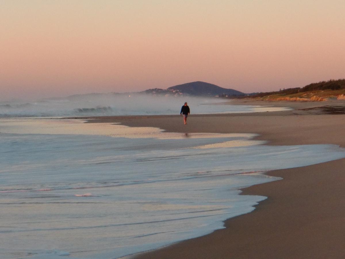 Winters dawn Sunrise Beach