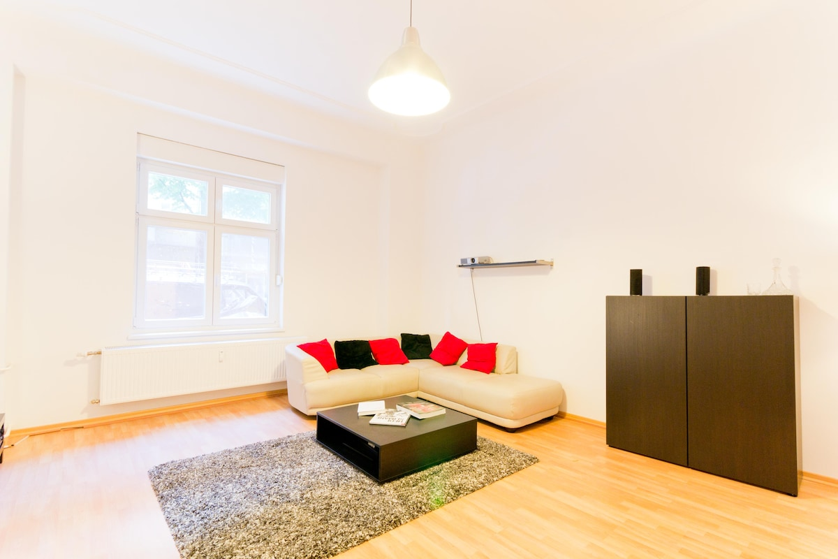 fully furnished apt in creative are