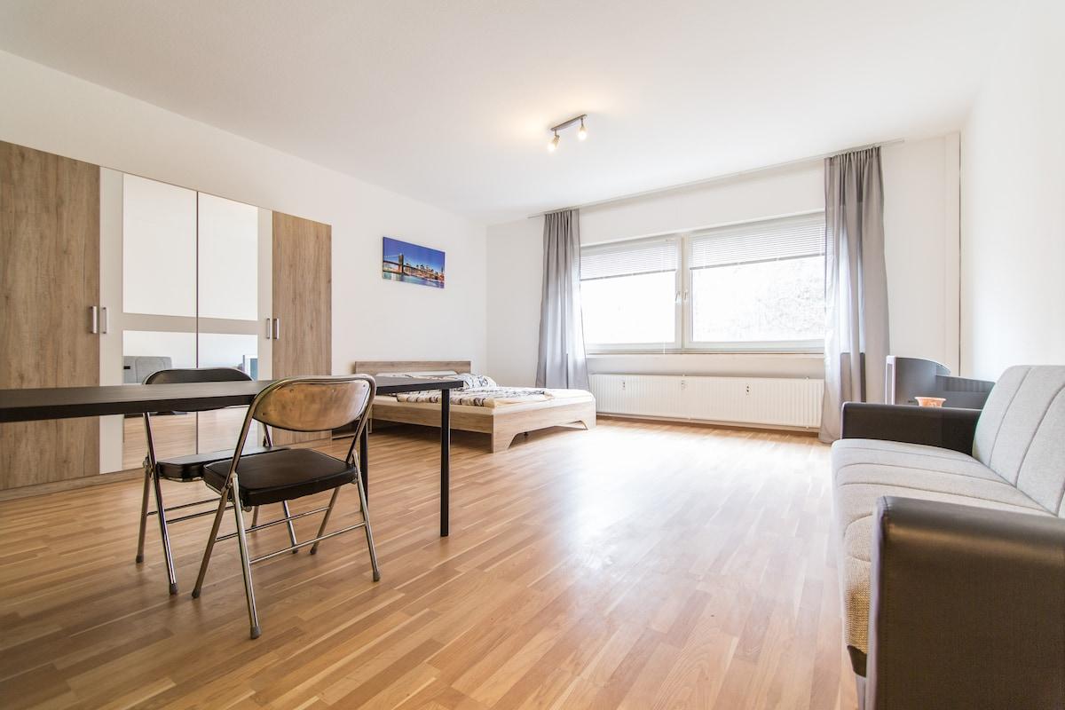 Big apartment