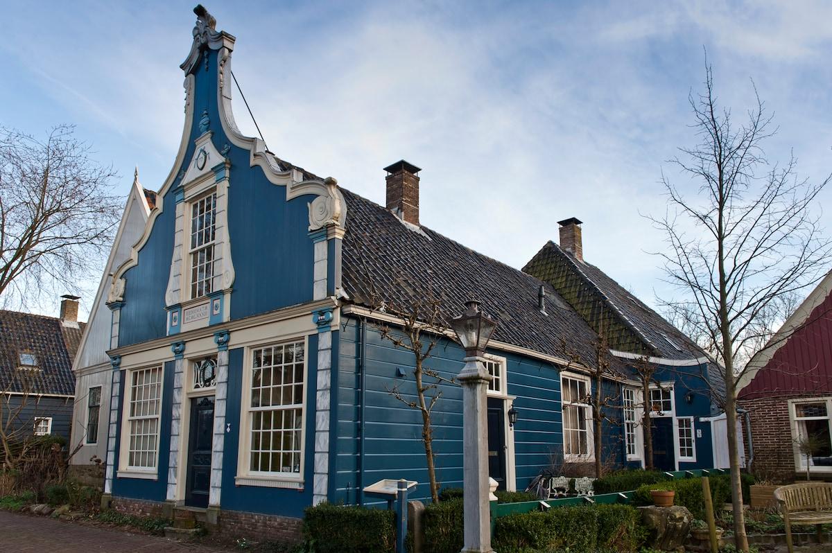 Super romantic home near Amsterdam
