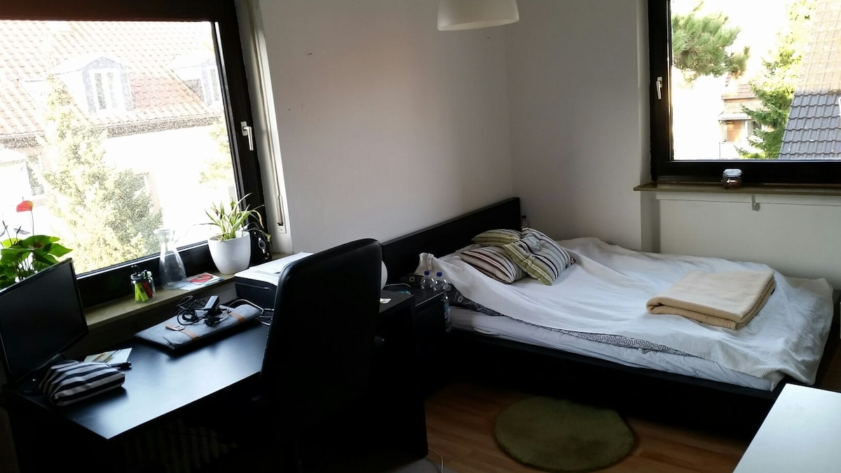Room near Stadium/Central Station