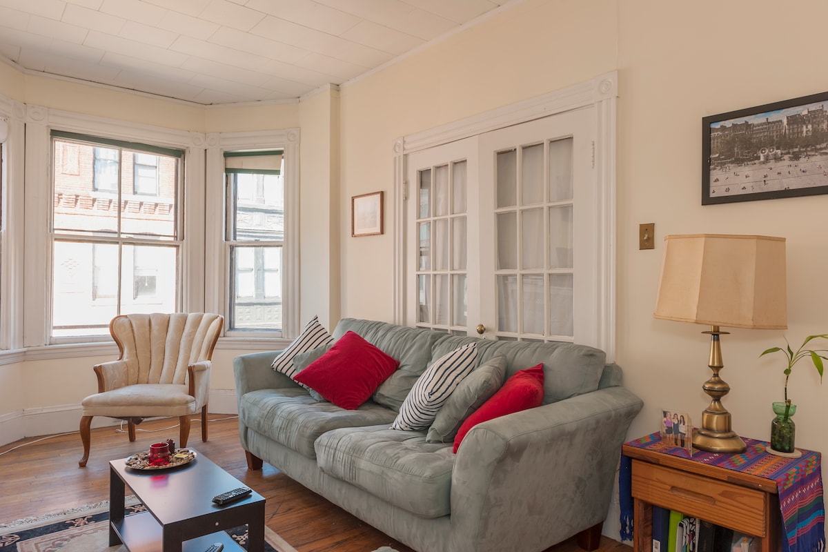 Cozy Apartment in Heart of Boston!
