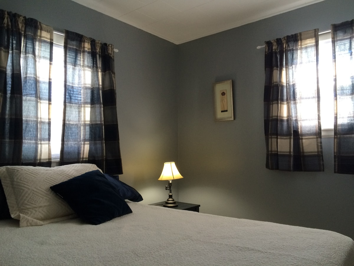 Cozy apartment in Central Moncton