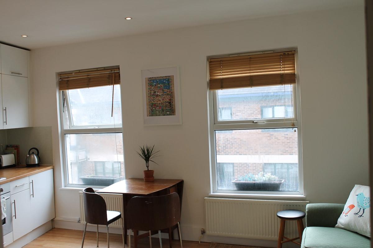 Beautiful Victorian flat in Hackney