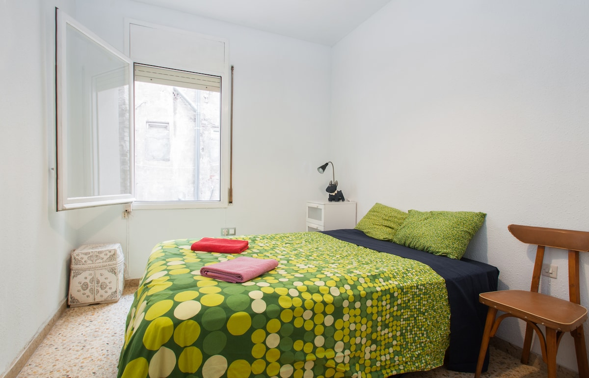 """""""Double room at Spain square"""""""