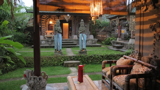 Authentic Balinese Bungalows