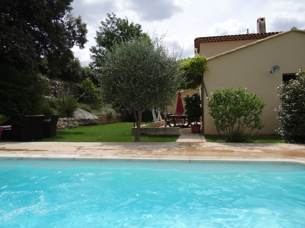 Villa avec piscine en Provence