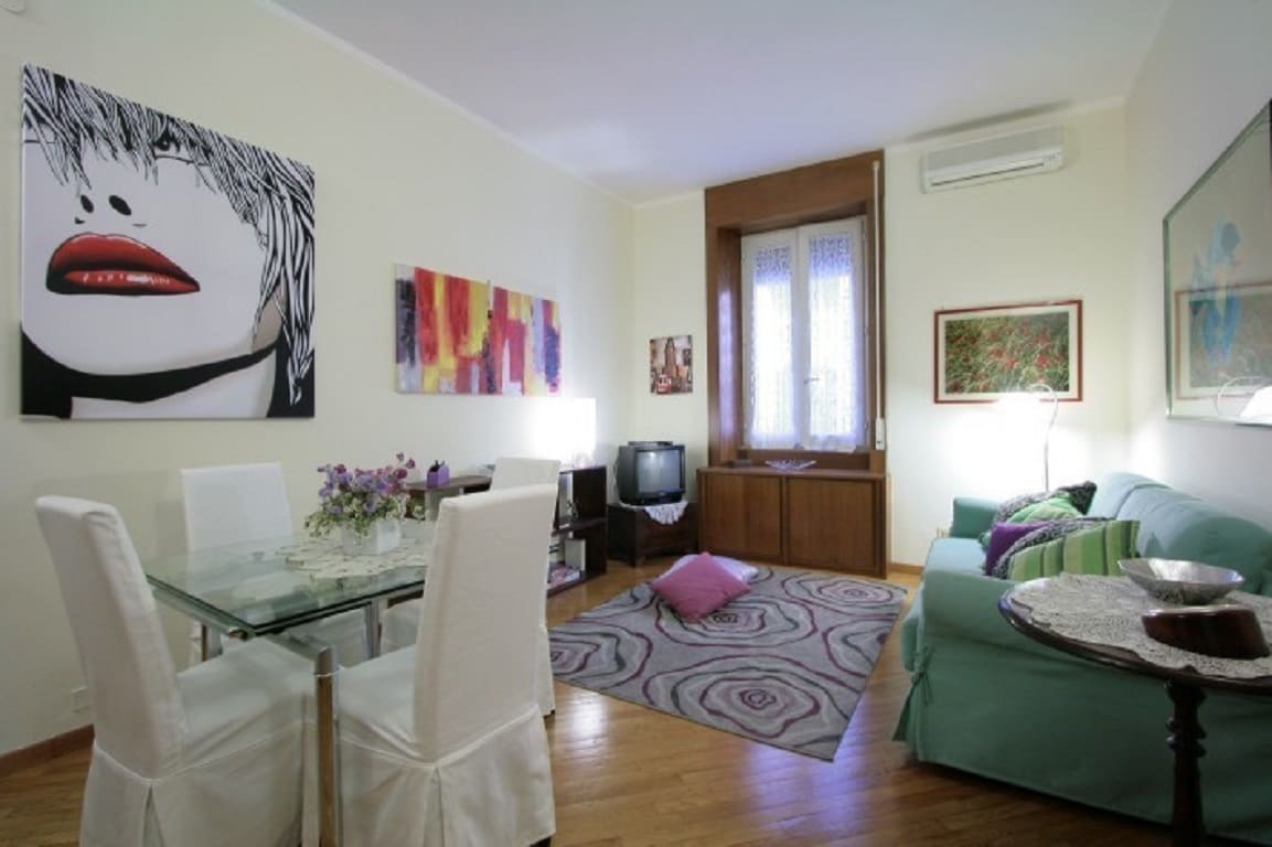 Beautiful flat near Vaticano