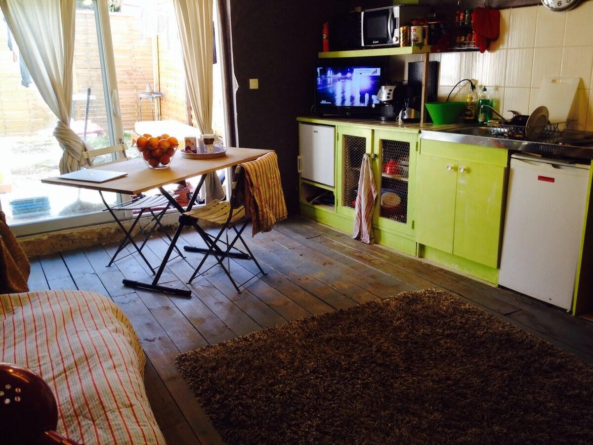 Studio coquet