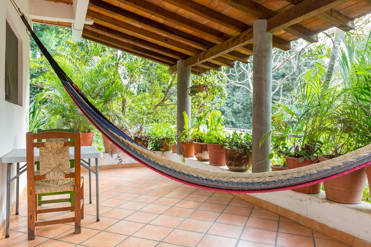 Private Garden Studio in Sayulita