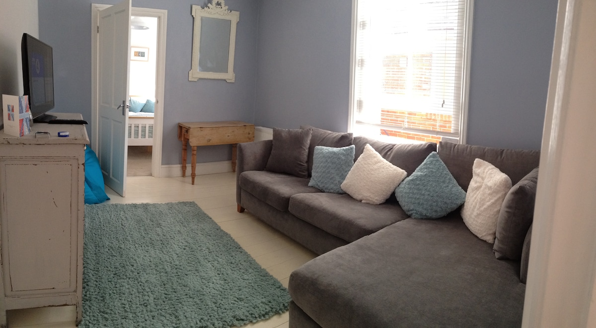 Cosy flat in the heart of Swanage