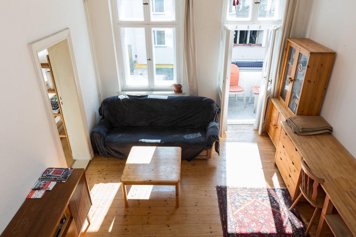Studio Flat in hip Friedrichshain