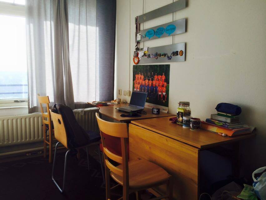 Room near Wageningen University
