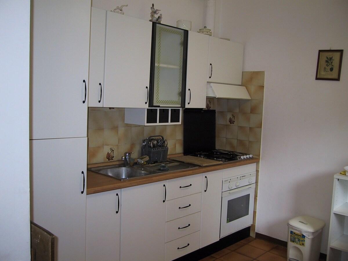 Two rooms in Fregene' Villa