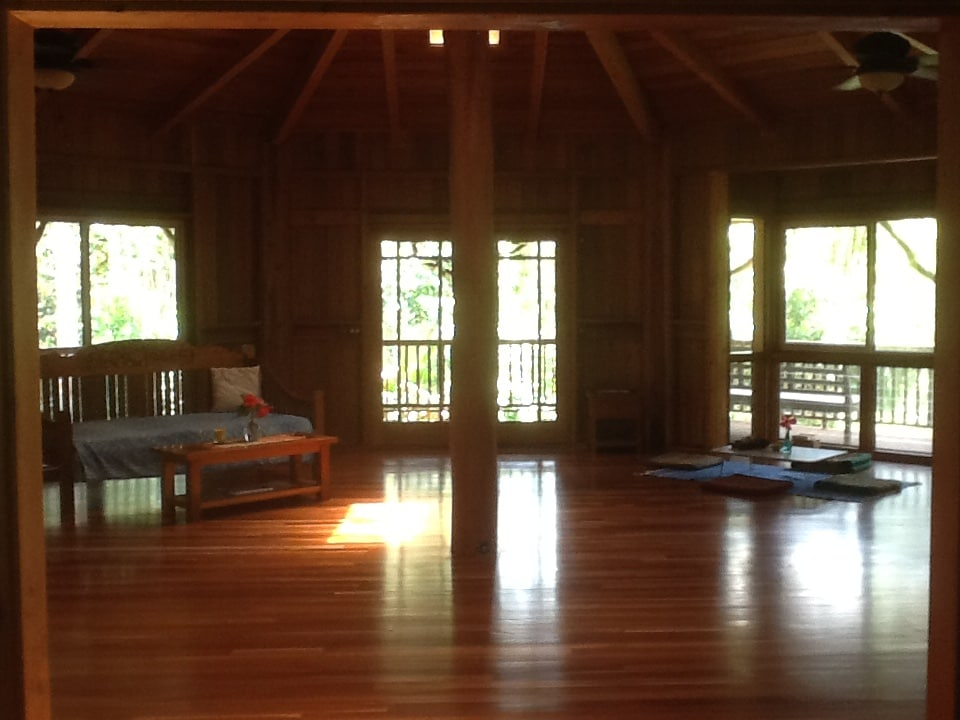 Rainforest Retreat- Sunrise Room
