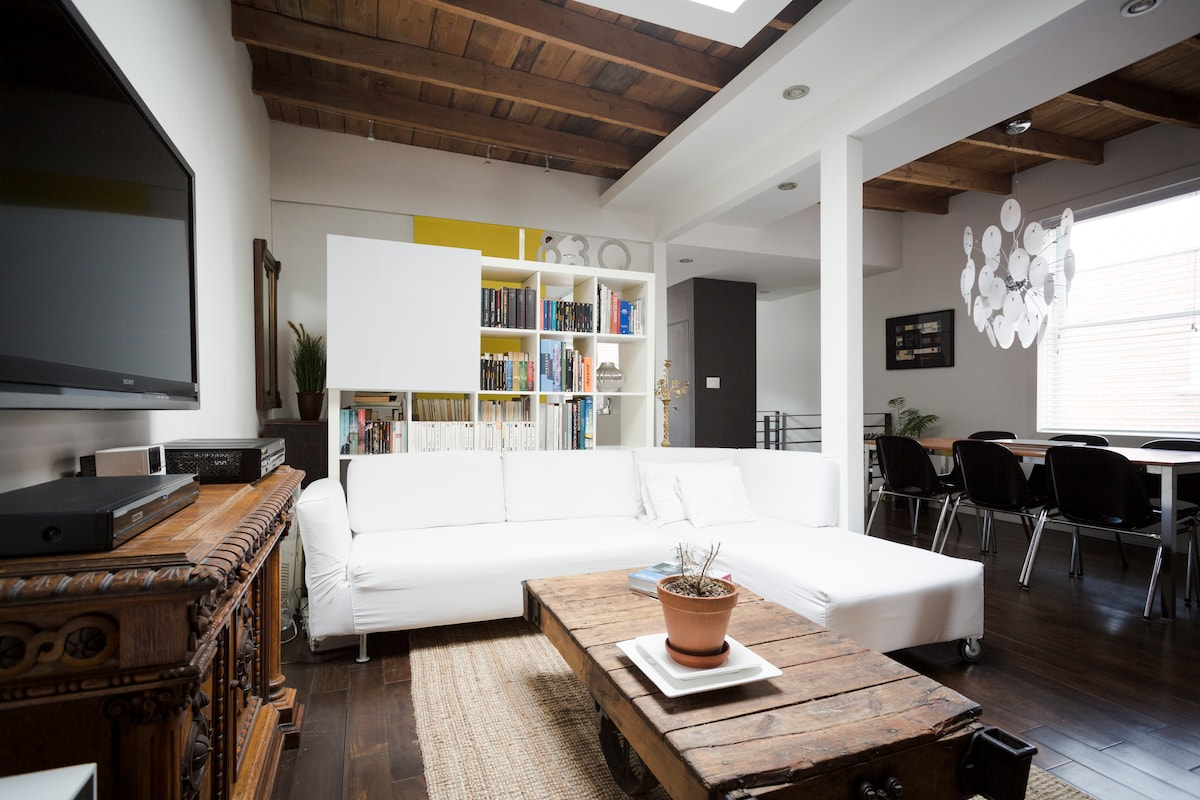 New on the Plateau - Chic & design