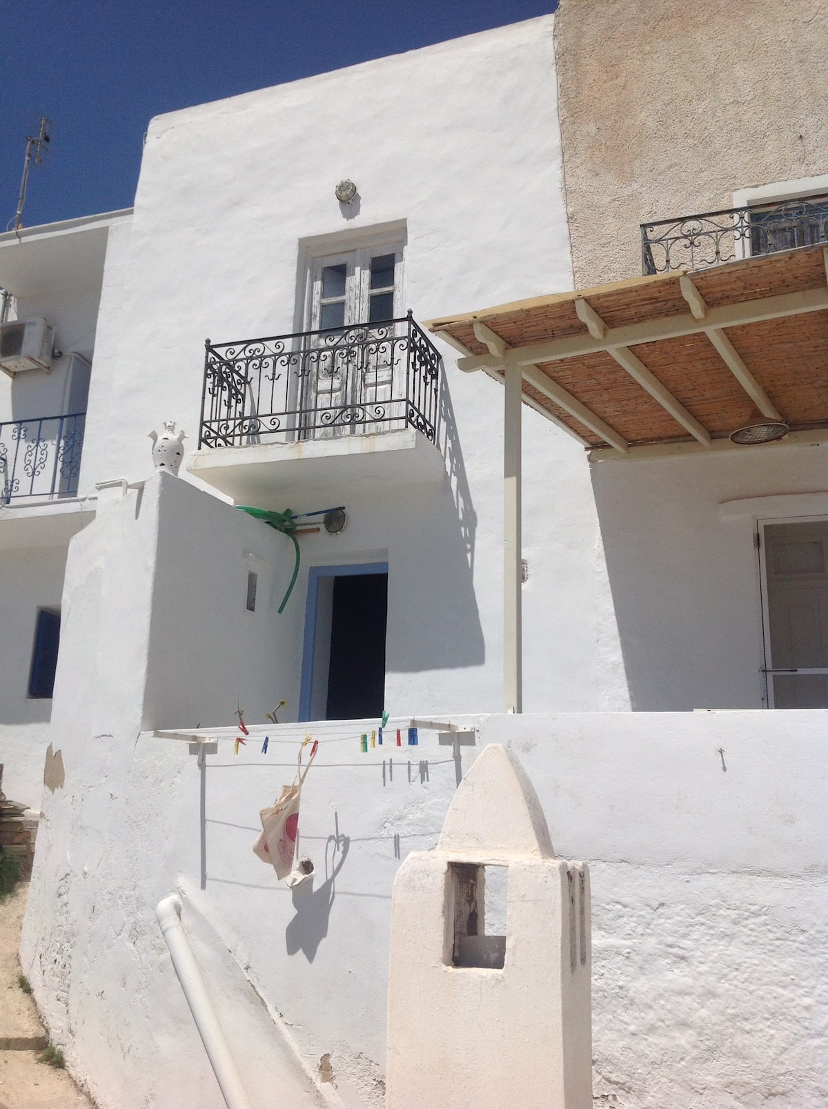 Traditional home in Kato Chora