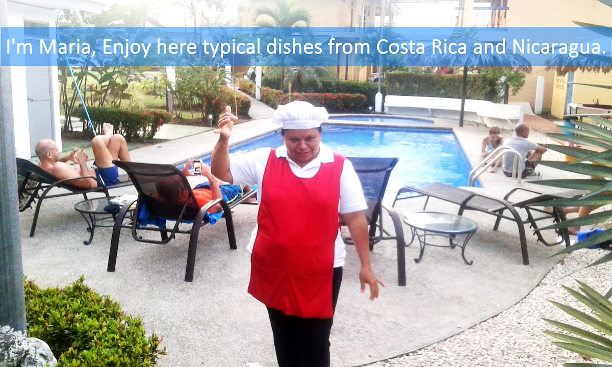 You are going to learn about Costa Rica & Nicaragua Typical food.