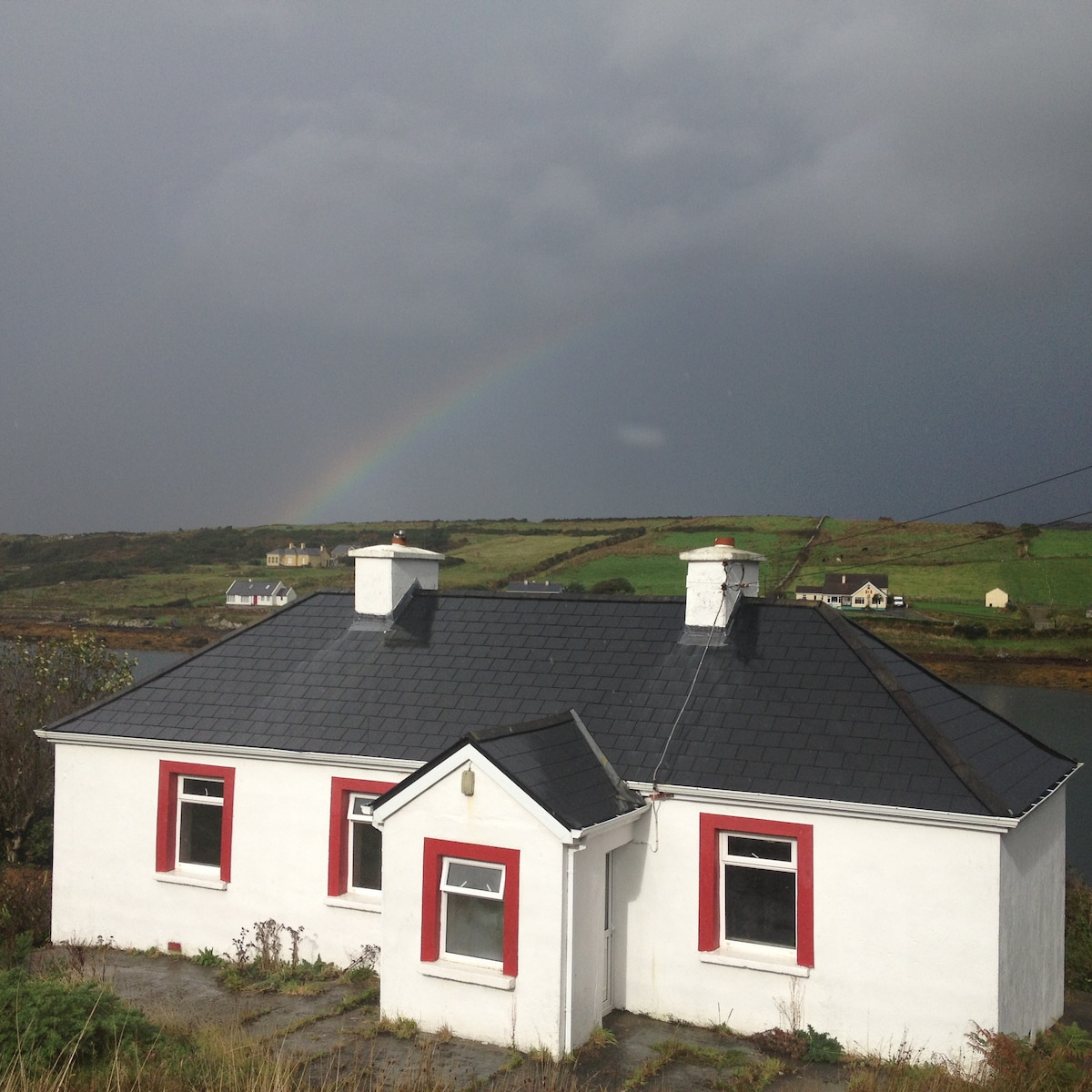 Sky Road Wild Atlantic Way Clifden