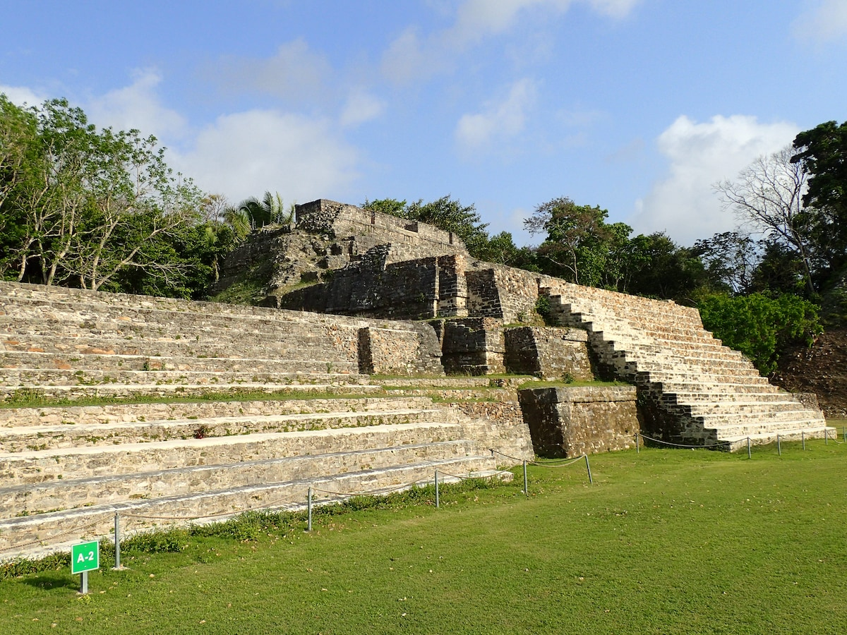 Altun Ha, awaits you! Experience Belize with Us!