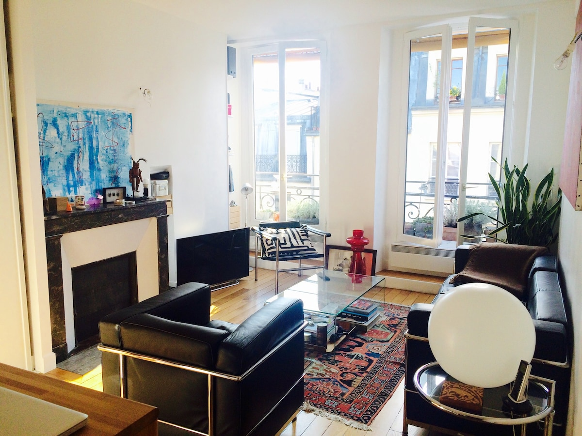 Charming central 1 bedroom flat