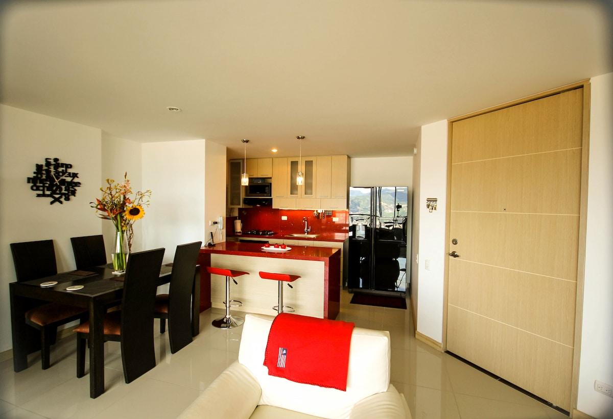 New apartment in Envigado ,Medellin