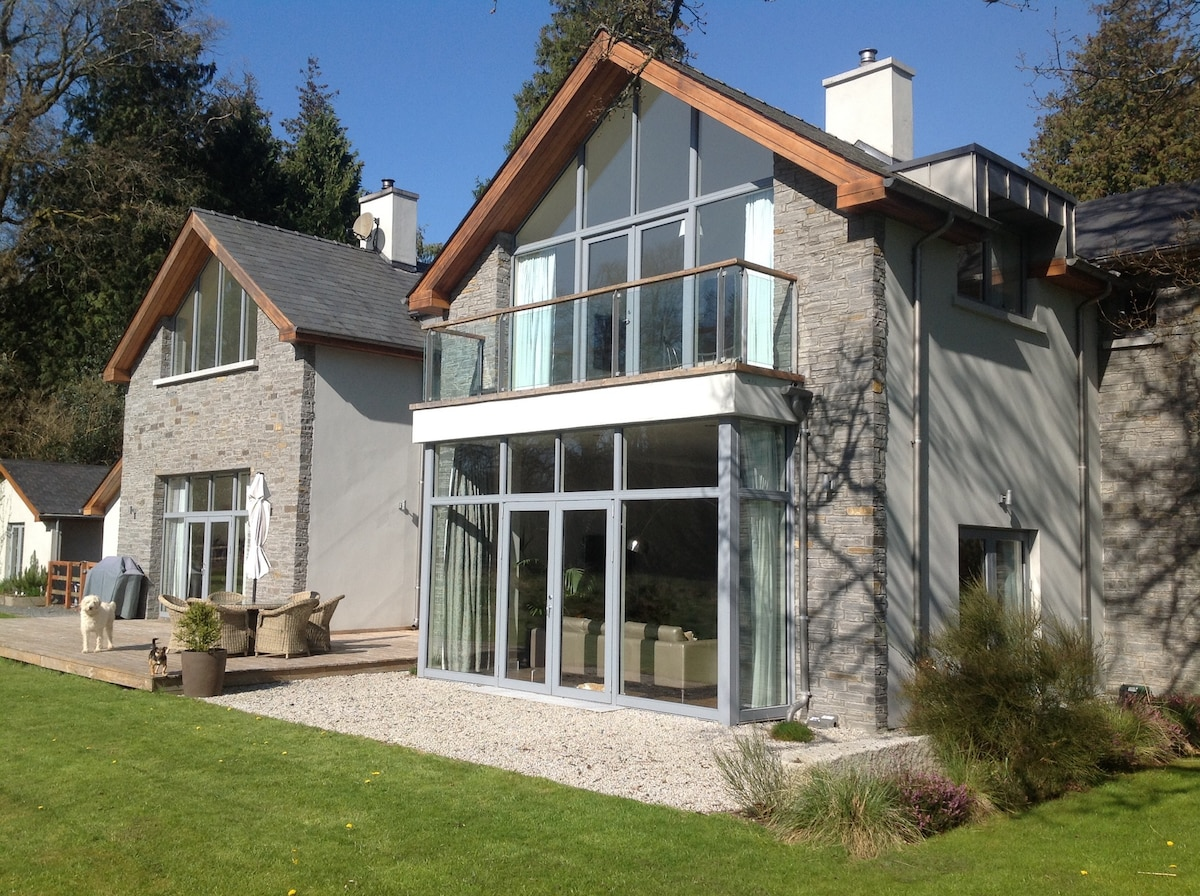 Modern living in beautiful Wicklow