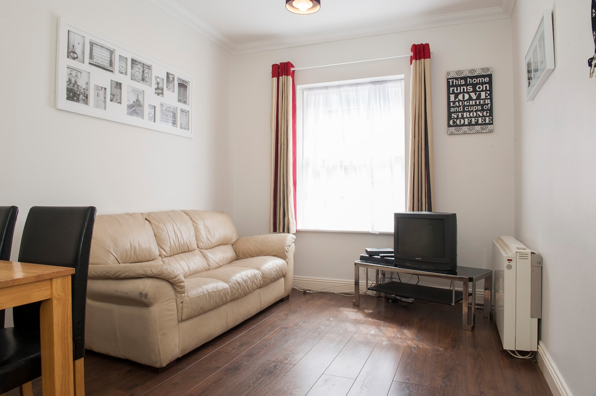 Modern 2 Bed in Centre of City
