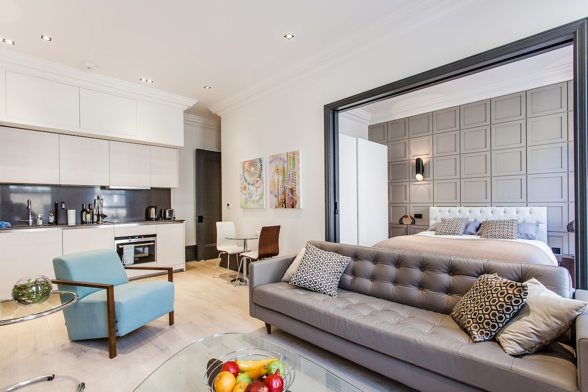 Stunning 1 Bd Central Covent Garden