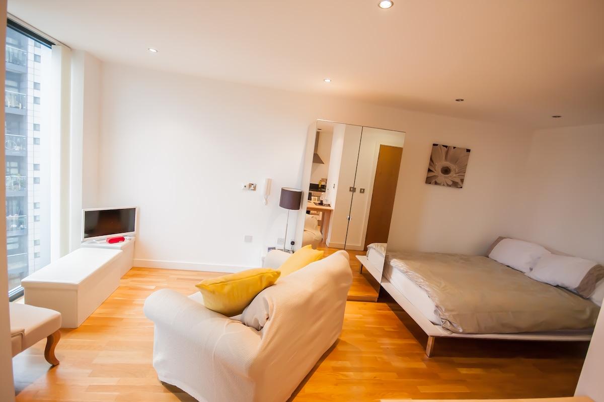 Apartment Salford Quays,MediaCityUK