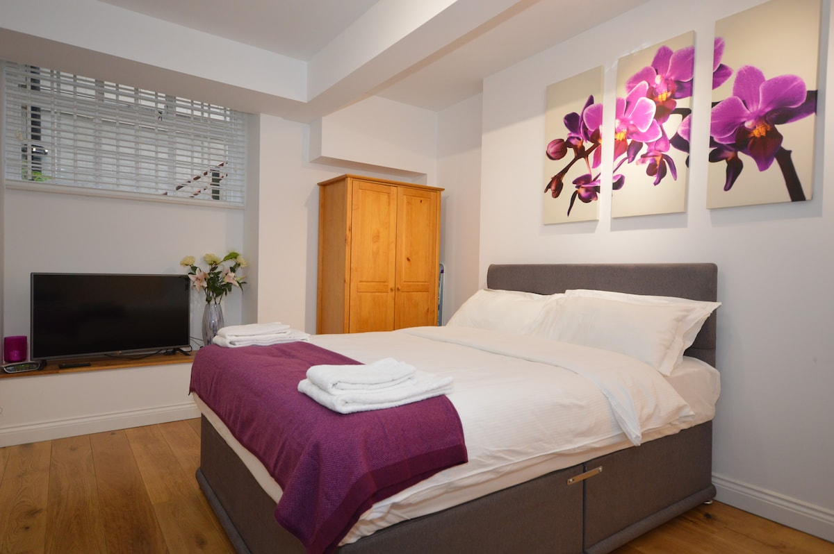 Brand new Studio Apt in Marylebone